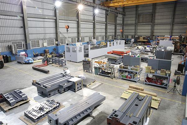 Manufacture machines