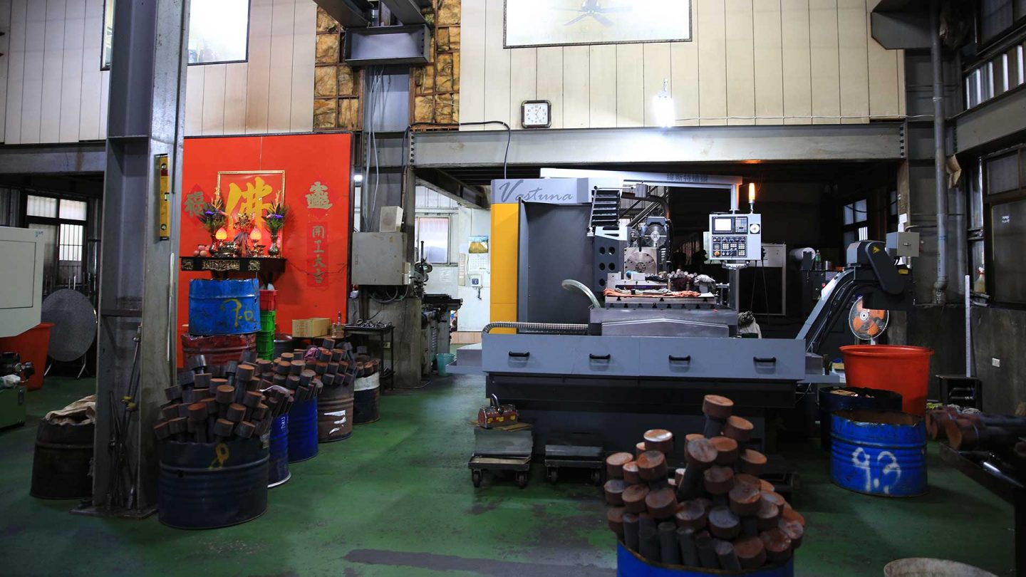 spindle gundrilling machine