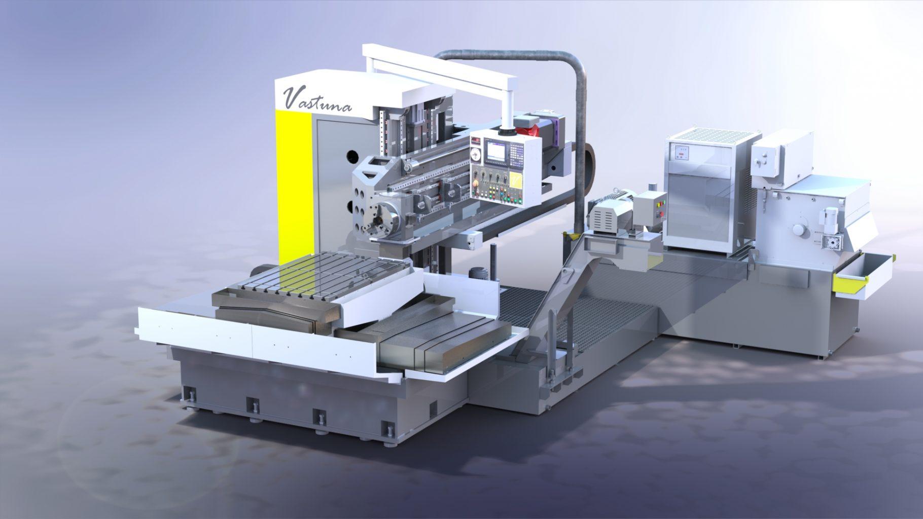 table gundrill machine