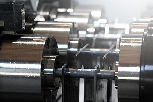 4 spindles gundrilling machine